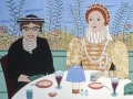 Jeanette Rankin and Queen Elizabeth Dine at the Broadwater Hotel – Montana Peepshow Stories